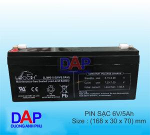 Pin 6V 5Ah